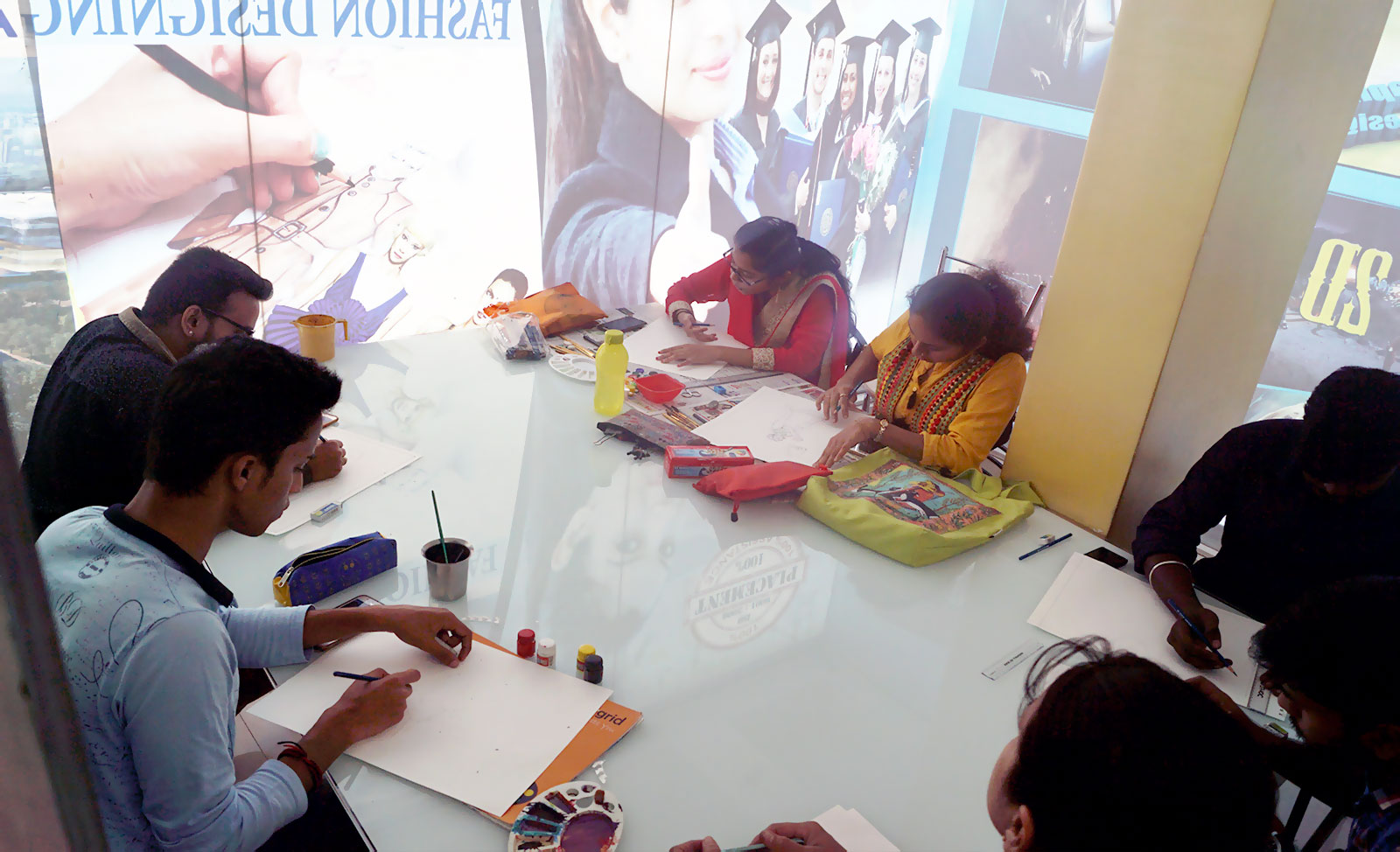 IIFA_Banglore_Animation_College_Banashankari
